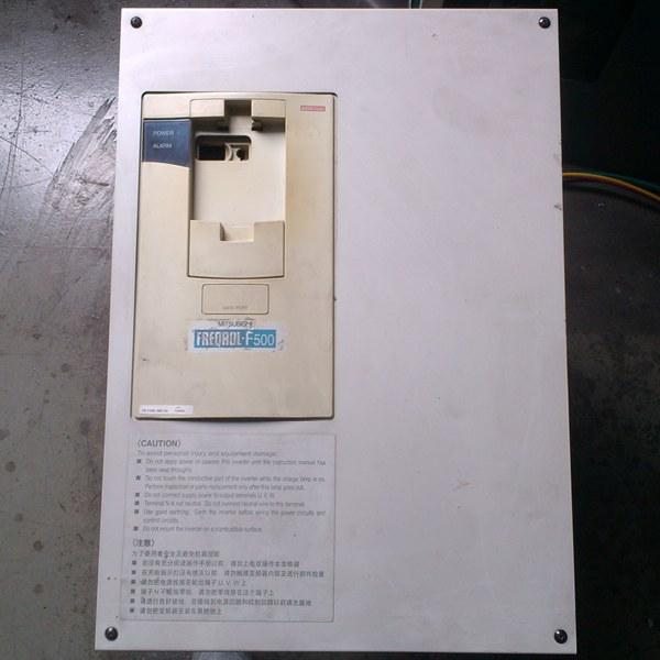 三菱f500变频器维修 前市场上正在推广使用的就是a500系列,e500系列