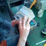 东芝TOSHIBA变频器EPH1故障维修