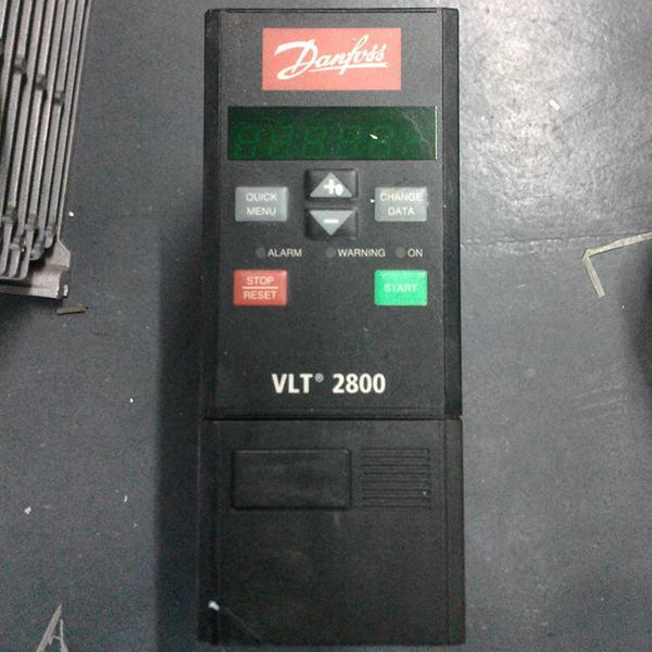 丹佛斯VLT2800同乐城娱乐娱乐城报警故障维修