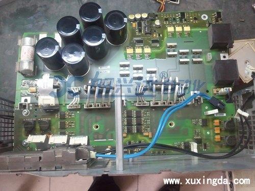 西门子变频器维修常见主要故障