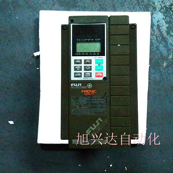 富士g11电梯变频器过热维修