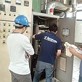 佛塑集团恒压供气变频器维修