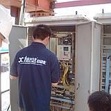 龙门吊安川变频器维修
