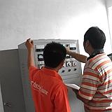 紫金矿业变频器OC故障维修