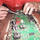 西门子变频器F009故障维修