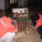 西门子变频器过电压故障维修