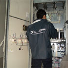 汇川变频器Err01E01故障维修