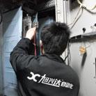 船舶水下泵设备维修现场03