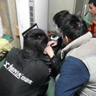 船舶水下泵设备维修现场11