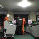 船舶水下泵设备维修现场10