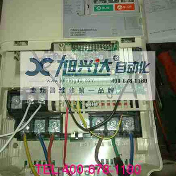 安川l1000a变频器维修