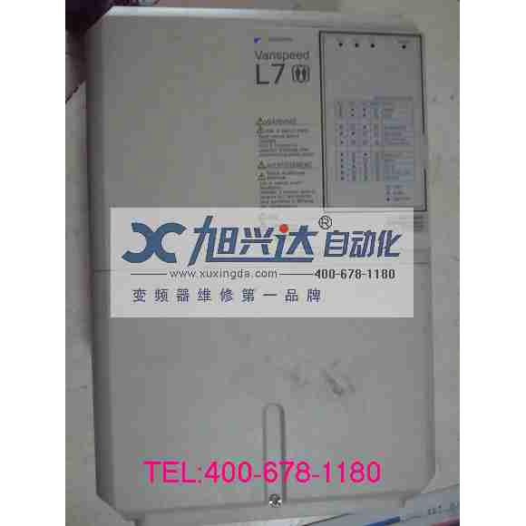 安川l7电梯变频器维修